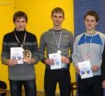 2012 metų Lietuvos šachmatų čempionato (B18) nugalėtojai