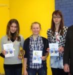 2012 metų Lietuvos šachmatų čempionato (M14) nugalėtojos