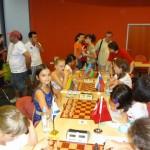 """VI-sis Europos moksleivių šachmatų čempionatas; šachmaų klubo """"Bokštas"""" (http://www.bokstas.net) nuotrauka"""