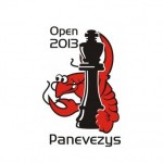 2013_Panevezys_Open_chess_logo