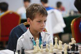 Pasaulio vaikų čempionate Kinijoje žaidė du lietuviai