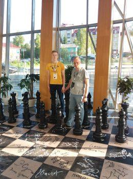 Pultinevičius debiutavo FIDE Pasaulio taurėje
