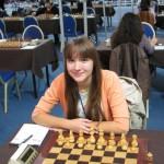 Giedrė Vanagaitė, Porto Carras, 6 ratas