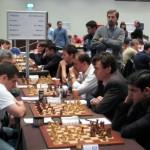 LYDERIAI: Niderlandai-Armėnija, Porto Carras, 8 ratas