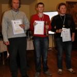 A turnyro prizininkai:3 vieta – TM Aidas Labuckas (Jonava),1 vieta – Titas Stremavičius (Kaunas), 2 vieta – Paulius Juknis (Kaunas)