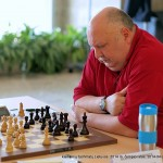 Aloyzas Kveinys; klasikinių šachmatų Lietuvos 2014 m. čempionatas