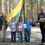 Augustas Vaškevičius (I vieta); Benas Mickus (II vieta); Dmirij Jablikov (III vieta)