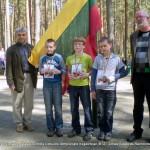 Paulius Pultinevičius (I vieta); Matas Samulionis (II vieta); Lukas Stauskas (III vieta)