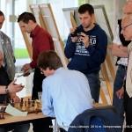 Aloyzas Kveinys , čempionas Šarūnas Šulskis; klasikinių šachmatų Lietuvos 2014 m. čempionatas
