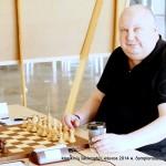 Aloyzas Kveinys; klasikinių šachmatų Lietuvos 2014 metų čempionatas