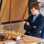 GM Šarūnas Šulskis - klasikinių šachmatų Lietuvos 2014 metų čempionas