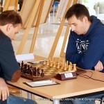 Vaidas Šetkauskas, Mindaugas Beinoras; klasikinių šachmatų Lietuvos 2014 metų čempionatas