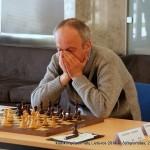 Vidmantas Mališauskas; klasikinių šachmatų Lietuvos 2014 metų čempionatas