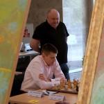 Titas Stremavičius; Aloyzas Kveinys;klasikinių šachmatų Lietuvos 2014 m. čempionatas