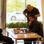 Tomas Laurušas; Aloyzas Kveinys;klasikinių šachmatų Lietuvos 2014 m. čempionatas