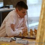 Titas Stremavičius; klasikinių šachmatų Lietuvos 2014 m. čempionatas