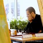 Emilis Pileckis; klasikinių šachmatų Lietuvos 2014 metų čempionatas