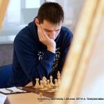 Mindaugas Beinoras; klasikinių šachmatų Lietuvos 2014 metų čempionatas
