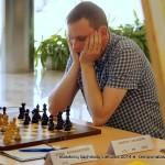 Sigitas Kalvaitis,klasikinių šachmatų Lietuvos 2014 m. čempionatas