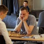 Titas Stremavičius, Sigitas kalvaitis; klasikinių šachmatų Lietuvos 2014 metų čempionatas