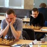 Sigitas Kalvaitis; klasikinių šachmatų Lietuvos 2014 metų čempionatas