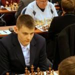 Lietuvos šachmatų lyga, Vilnius, 2014-01-25; Titas Stremavičius