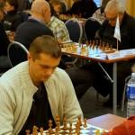 Lietuvos šachmatų lyga, Vilnius, 2014-01-25; Stasys Steponavičius