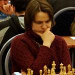 Lietuvos šachmatų lyga, Vilnius, 2014-01-25; WIM Salomėja Zaksaitė