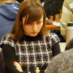 WGM Deimantė Daulytė; Lietuvos šachmatų lyga; 2014 metų pirmasis etapas Vilniuje