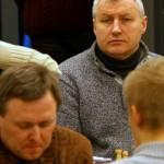 Lietuvos šachmatų lyga, Vilnius, 2014-01-25; Vidmantas Einikis