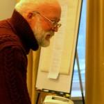 Lietuvos šachmatų lyga, Vilnius, 2014-01-25; IA Raimondas Paliulionis