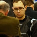 Lietuvos šachmatų lyga, Vilnius, 2014-01-25; IM Kęstutis Labeckas