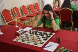 Jaunieji šachmatininkai iškovojo pergalę tarptautiniame mače