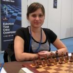 WGM Deimantė Daulytė -18-tasis Europos šachmatų komandų čempionatas