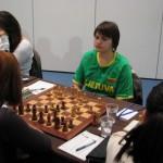 WIM Salomėja Zaksaitė - 18-tasis Europos šachmatų komandų čempionatas