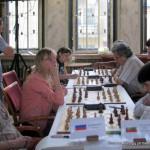 21-osios Europos kurčiųjų šachmatų komandų pirmenybės.