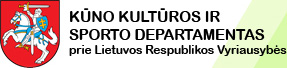Kūno kultūrios ir sporto departamentas