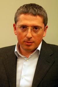 Lietuvos šachmatų federacijos prezidentas Aleksandras Černovas, 2012-03-25