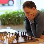 Vaidas Šetkauskas; klasikinių šachmatų Lietuvos 2014 m. čempionatas