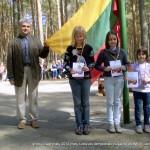 Marija Šibajeva  (I vieta); Emilija Misiuk (II vieta); Gabija Šimkūnaitė (III vieta)
