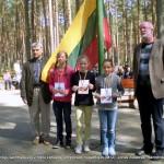 Miglė Semonavičiūtė (I vieta); Rosita Griciūtė (II vieta); Gabija Balčiūnaitė (III vieta)
