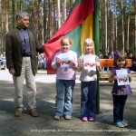 Izabelė Navickaitė(I vieta); Monika Misiuk (II vieta); Vytautė Mikalauskaitė (III vieta)