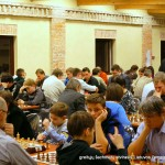 greitųjų šachmatų atvirasis Lietuvos čempionatas, 2013-11-30; Donatas Vaznonis