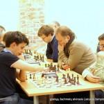 greitųjų šachmatų atvirasis Lietuvos čempionatas, 2013-11-30