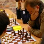 greitųjų šachmatų atvirasis Lietuvos čempionatas, 2013-11-30; Vaidas Sakalauskas