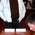 Gintaras Songaila, Mindaugas Beinoras; Lietuvos šachmatų čempionatas, 2012 balandžio 21-29, Vilnius