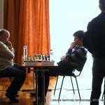 Aloyzas Kveinys, Simonas Žičkus; Lietuvos šachmatų čempionatas, 2012 balandžio 21-29, Vilnius
