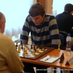 Simonas Žičkus; Lietuvos šachmatų čempionatas, 2012 balandžio 21-29, Vilnius
