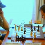 Kęstutis Labeckas , Sigitas Kalvaitis; Lietuvos šachmatų čempionatas, 2012 balandžio 21-29, Vilnius