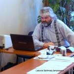Arvydas Baltrūnas, Lietuvos šachmatų čempionatas, 2012 balandžio 21-29, Vilnius